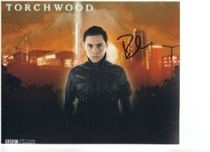 "Burn Gorman ""Dr Owen Harper"" (Torchwood) #1"